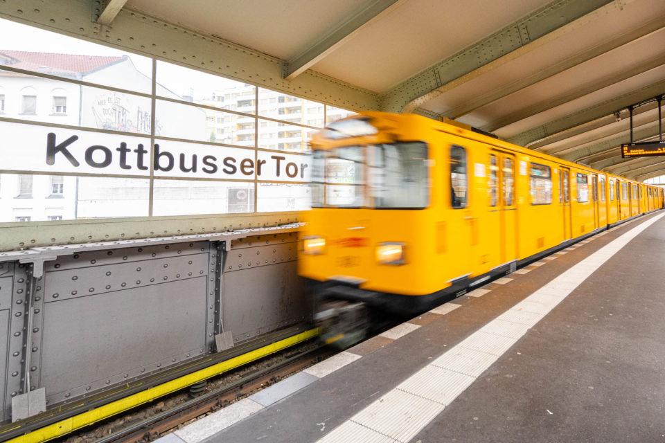 U-Bahnhof Kottbusser Tor
